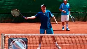 Европейското първенство по тенис за ветерани започва утре в София