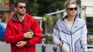 Мария Шарапова: Не бих пътувала с Григор, за да вися по тренировъчните кортове