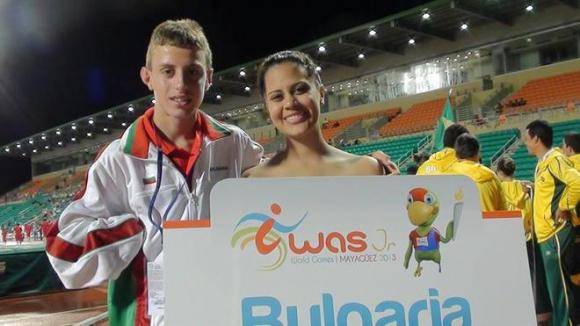 Християн Стоянов с два златни медала на Световното за младежи с увреждания