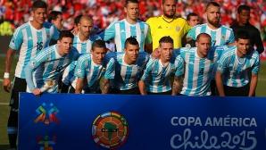 Аржентина измести Германия от №1 в света