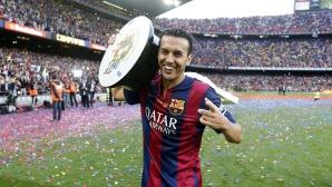 И Арсенал готви оферта за Педро