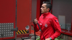 Нов футболист се появи в лагера на ЦСКА
