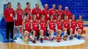 България загуби от Босна и Херцеговина на Европейското първенство по баскетбол