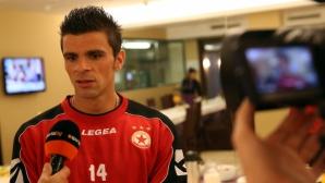 Вальо Илиев преговаря с клуб от чужбина
