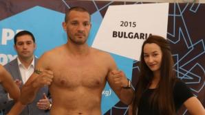 """Спас Генов ще се боксира за олимпийска квота в зала """"Триадица"""""""