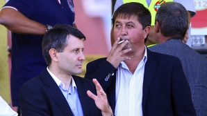 Ботев Пд освободи Джиджев и избра нов президент