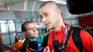 Пламен Константинов включи Мартин Божилов в състава на България