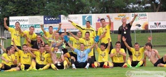 Викнаха двама от Ботев (Пд) в юношеския национален тим