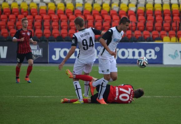 Амкар загуби от гостуващия Краснодар, преди мача наградиха Захари Сираков (видео)