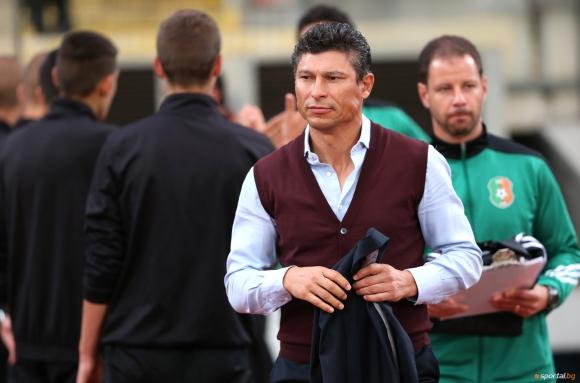 Бала: Българският футбол върви нагоре, но с бавни крачки
