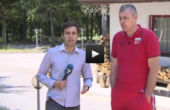 На гости на Димо Тонев (видео)