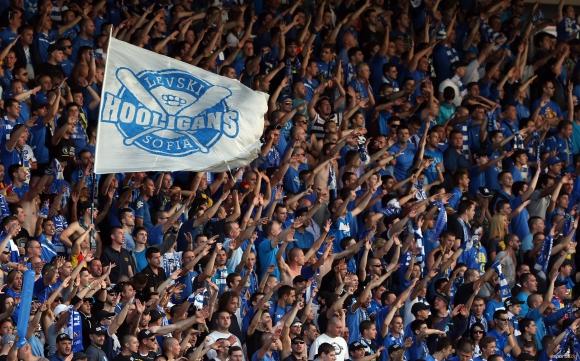 Левски пуска утре билетите за мача с Литекс