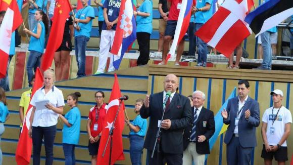 Кралев: Пловдив се утвърди като отличен организатор на състезания по гребане от най-висок ранг