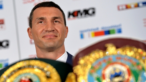 Владимир Кличко: Искам да докажа, че аз съм най-силният шампион (ВИДЕО)