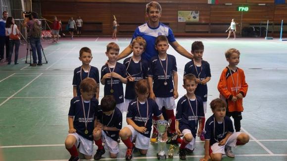 ФК Олимпия набира деца за представителните си отбори