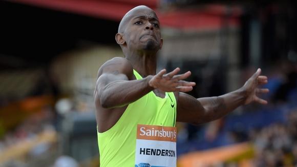 Хендерсън оглави световната ранглиста в скока на дължина