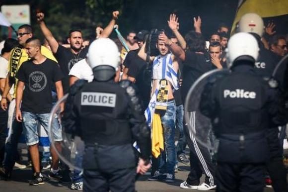 Израелски съд забрани на 11 запалянковци да посещават стадиони минимум една година