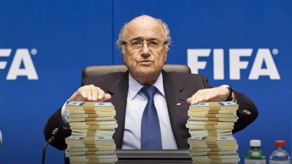 Спонсор желае изчистване на ФИФА от корупцията