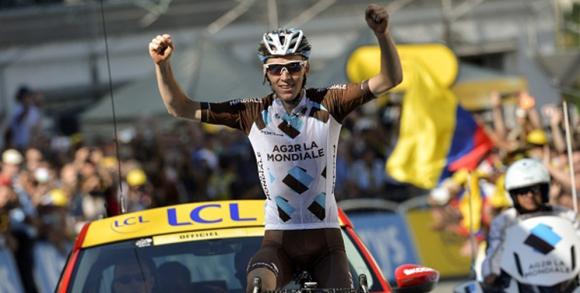 Нибали спечели 19-ия етап, Фрум остава с жълтата фланелка