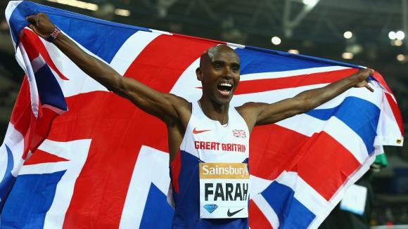 Фара благодари на публиката в Лондон