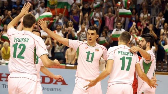 Волейнационалите срещат Словакия и Сърбия преди Евроволей 2015, ще тренират и на Белмекен