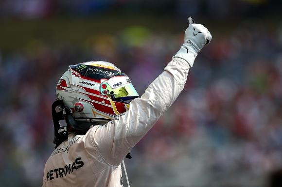 Хамилтън ще стартира от полпозишън в Гран при на Унгария