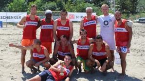 Украински тим и Свети Никола триумфираха на Football24 Beach Soccer Cup