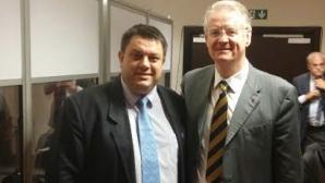 Висока чест за президента на Българска федерация ръгби в Лондон