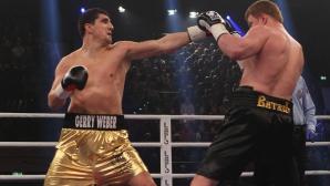 Марко Хук мисли отново да се бие в тежка категория