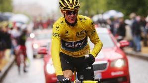 Крис Фрум спечели Тур дьо Франс