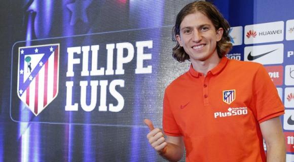 Филипе Луиш: Сякаш никога не съм си тръгвал от Атлетико