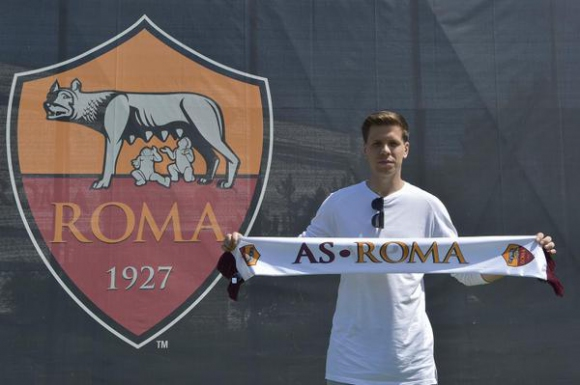 Официално: Шчесни е играч на Рома