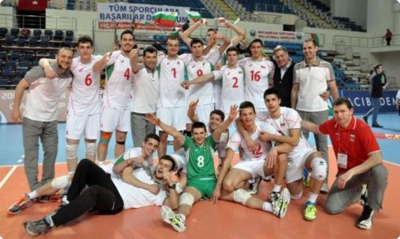 България излиза срещу Италия в първия полуфинал в Тбилиси
