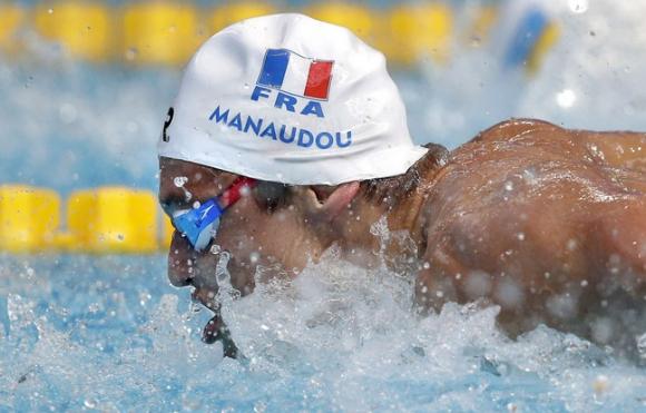 Мъжката щафета на Франция триумфира на 4 по 100 свободен стил