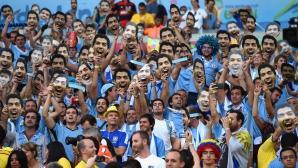 ФИФА потвърди наказанието на Суарес