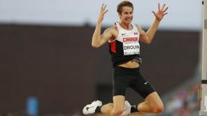 Друин скочи 2.37 м за титлата на Панамериканските игри