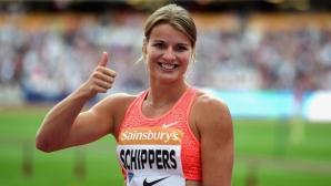 Колин Джаксън: Схипърс може да атакува европейския рекорд на 100 м