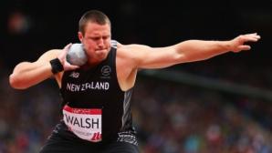 Том Уолш подобри рекорда на Океания