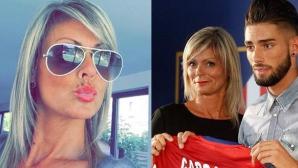 Майката на Караско стана хит в Мадрид