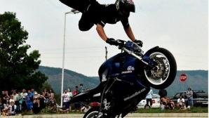 Стоян Иванов трети на Stunt Battle 2015