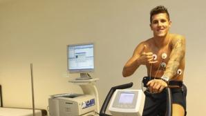 Йоветич преминава медицински тестове в Интер
