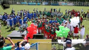 Петев гост на силен турнир за деца в Албена