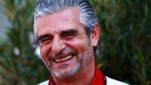 Шефът на Ферари към Мерцедес: Не обичам спагети, предпочитам лютива пица