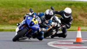 """Мото-шоуто на писта """"Дракон"""" продължава този уикенд с California Superbike School"""