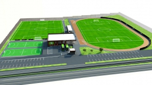 Проектът стартира: Лудогорец дава още 10 млн. за най-модерната база в България (снимки)
