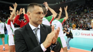 Радо Стойчев: България има шанс за медал на Евроволей 2015