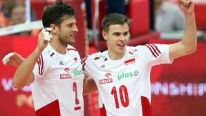 Полша с Мариуш Влазли и Михал Винярски в Рио 2016! Вилфредо Леон ще трябва да почака до 2017 година
