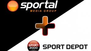 Стратегическо партньорство между SPORT DEPOT и SPORTAL