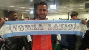 Официално: Лацио подписа с нападател на Аякс
