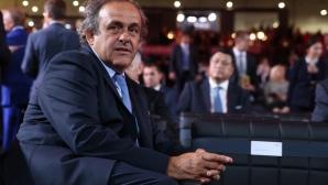 Платини е дал гаранции, че Косово ще бъде приета във ФИФА